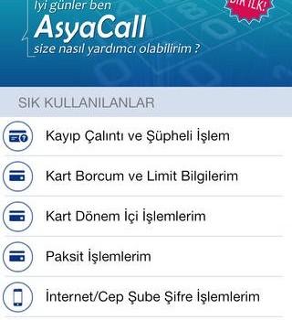 AsyaCall Ekran Görüntüleri - 3