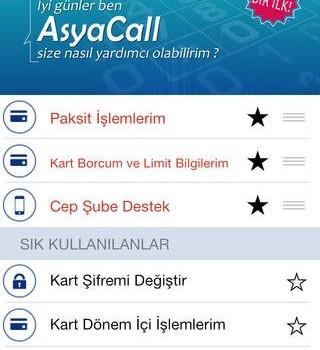 AsyaCall Ekran Görüntüleri - 2