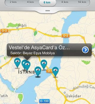 AsyaCard Ekran Görüntüleri - 2