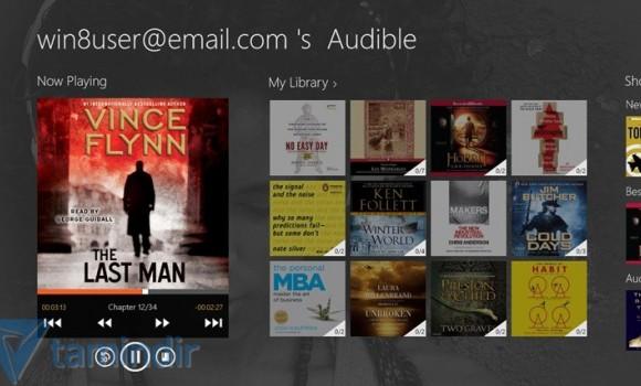 Audible Ekran Görüntüleri - 3