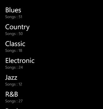 Audioplayer Ekran Görüntüleri - 4