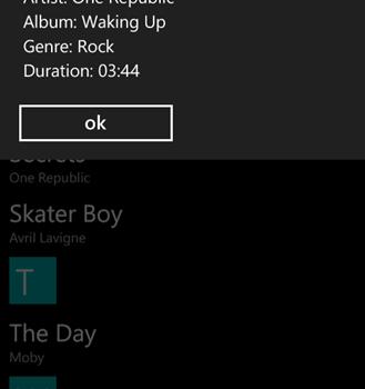 Audioplayer Ekran Görüntüleri - 3