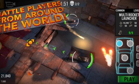 Auto Warriors Ekran Görüntüleri - 1