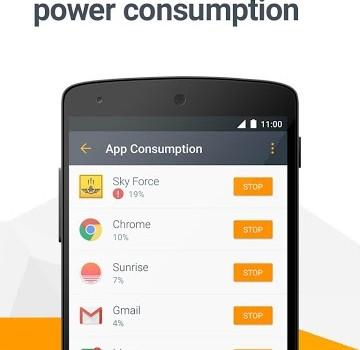 Avast Battery Saver Ekran Görüntüleri - 1