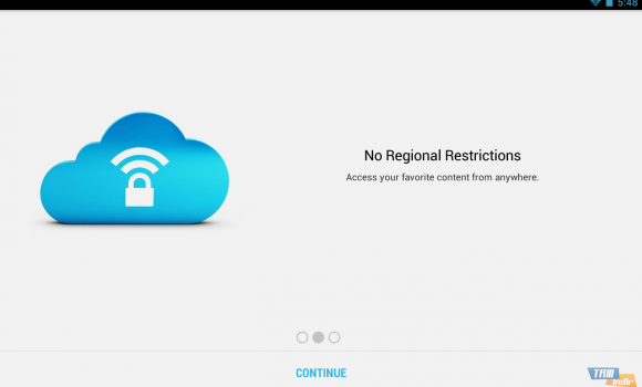avast! SecureLine VPN Ekran Görüntüleri - 1