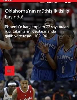 Avea NBA Ekran Görüntüleri - 3