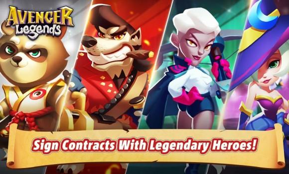 Avenger Legends Ekran Görüntüleri - 5