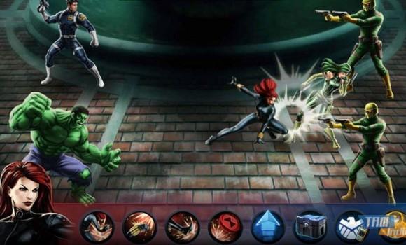 Avengers Alliance Ekran Görüntüleri - 1