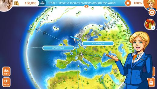 Aviation Empire Ekran Görüntüleri - 3
