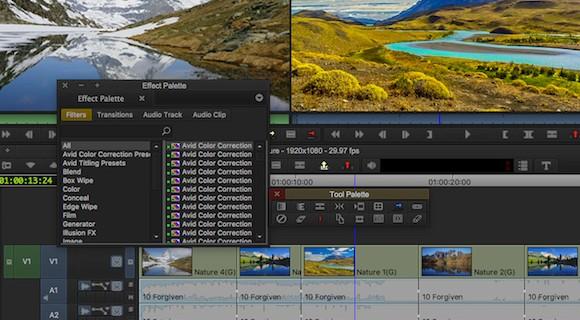 Avid Media Composer Ekran Görüntüleri - 6