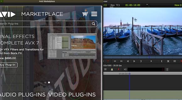 Avid Media Composer Ekran Görüntüleri - 3