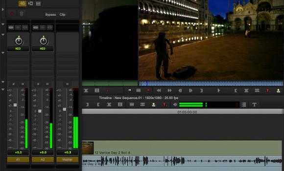 Avid Media Composer Ekran Görüntüleri - 2