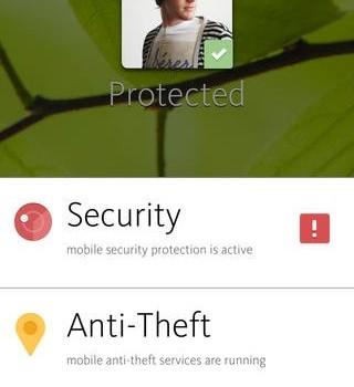 Avira Mobile Security Ekran Görüntüleri - 1