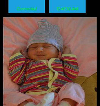 Baby Monitor Ekran Görüntüleri - 1
