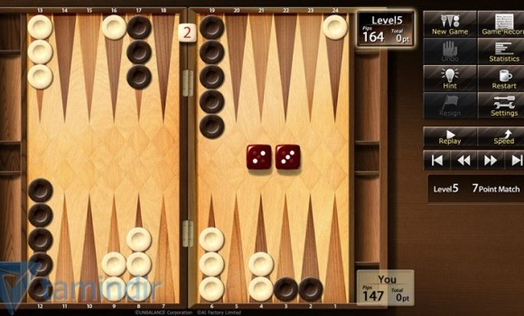 Backgammon Intelligence Ekran Görüntüleri - 3
