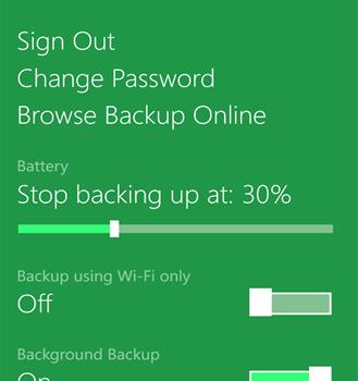 BackItUp Ekran Görüntüleri - 2
