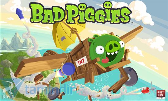 Bad Piggies Ekran Görüntüleri - 3