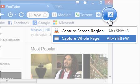 Baidu Browser Ekran Görüntüleri - 1