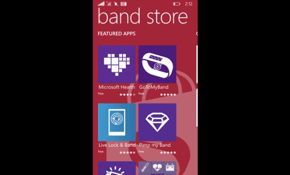 Band Store Ekran Görüntüleri - 5