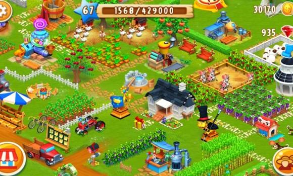 Barn Story: Farm Day Ekran Görüntüleri - 5