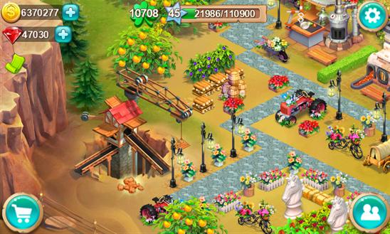Barn Story: Farm Day Ekran Görüntüleri - 3