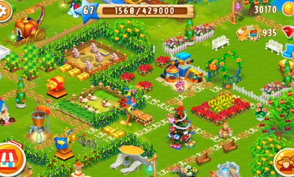 Barn Story: Farm Day Ekran Görüntüleri - 1
