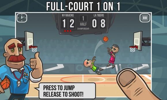 Basketball Battle Ekran Görüntüleri - 5