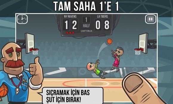 Basketball Battle Ekran Görüntüleri - 4