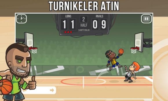 Basketball Battle Ekran Görüntüleri - 3