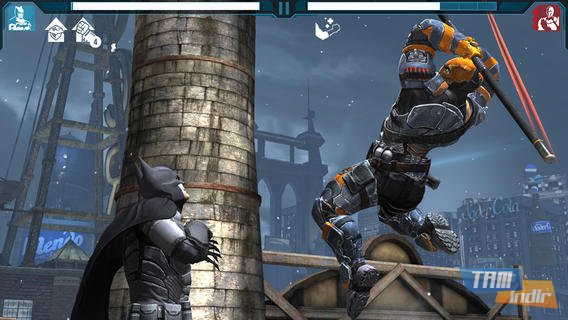 Batman: Arkham Origins Ekran Görüntüleri - 3