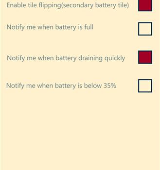 Battery+ 8.1 Ekran Görüntüleri - 1