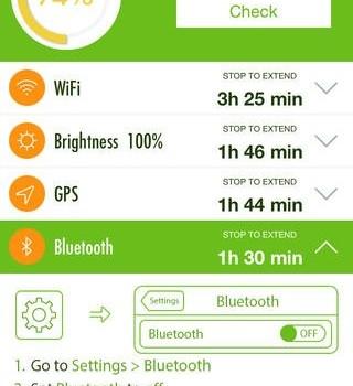 Battery Booster Ekran Görüntüleri - 3