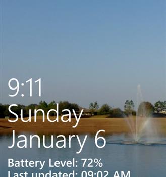 Battery Monitor Ekran Görüntüleri - 1