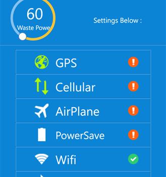 Battery Saver Pro Ekran Görüntüleri - 1