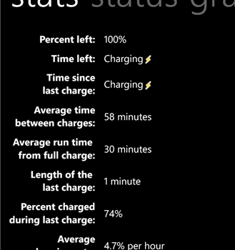 Battery Status Ekran Görüntüleri - 2
