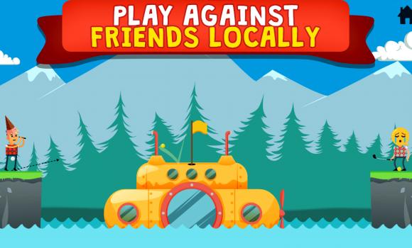 Battle Golf Online Ekran Görüntüleri - 5
