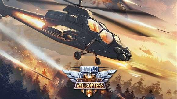 Battle of Helicopters Ekran Görüntüleri - 1