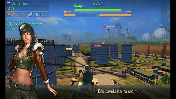 Battle of Helicopters Ekran Görüntüleri - 3