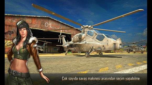 Battle of Helicopters Ekran Görüntüleri - 5