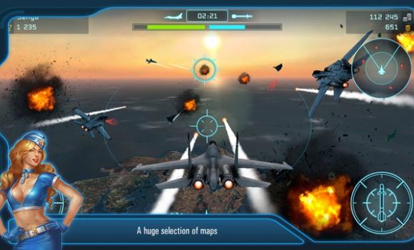 Battle of Warplanes Ekran Görüntüleri - 5