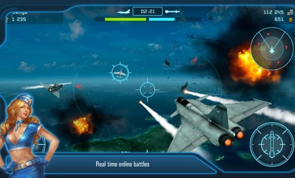 Battle of Warplanes Ekran Görüntüleri - 4