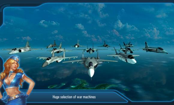 Battle of Warplanes Ekran Görüntüleri - 1
