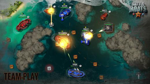 Battleboats.io Ekran Görüntüleri - 4