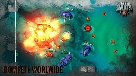 Battleboats.io Ekran Görüntüleri - 3