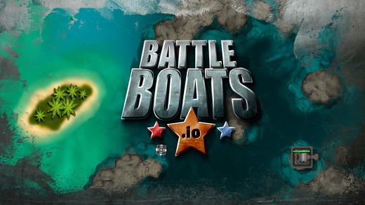 Battleboats.io Ekran Görüntüleri - 1