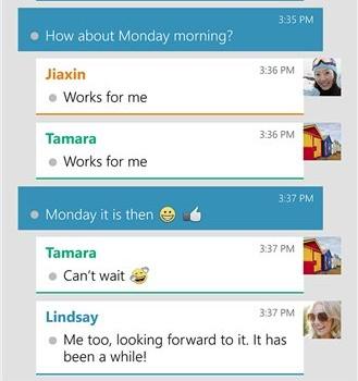 BBM Ekran Görüntüleri - 4