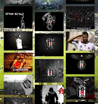Beşiktaş Kilit Ekranı Ekran Görüntüleri - 3