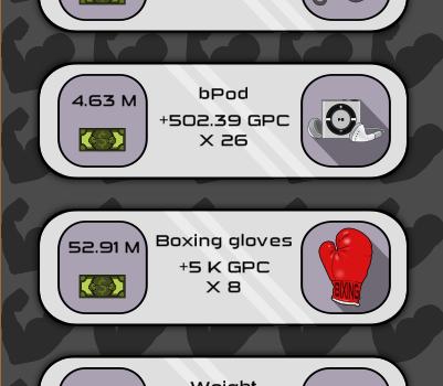 Biceps Clicker Ekran Görüntüleri - 5