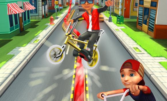 Bike Blast Ekran Görüntüleri - 2