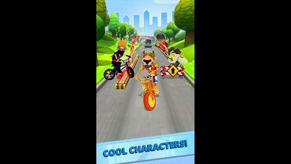 Bike Blast Ekran Görüntüleri - 1